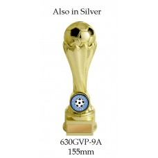 Soccer Trophies 630-GVP9A - 155mm Also 190mm 230mm 270mm & 310mm