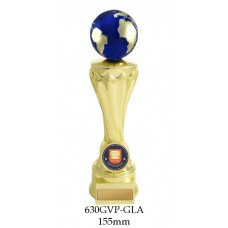 Achievement Trophies 630GVP-GLA - 155mm Also 190mm, 230mm, 270mm & 310mm