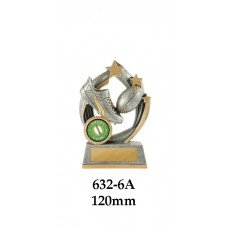 Rugby Trophies 632-6A - 120mm Also 140mm & 155mm