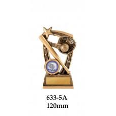 Baseball Trophy 633-5A- 120mm Also 140mm & 155mm
