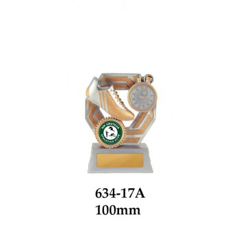 Athletics Trophies 634-17A - 100mm Also 120mm & 140mm
