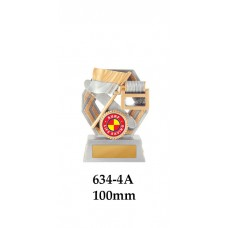 Surf Life Saving Trophies 634-4A - 100mm Also 120mm & 140mm