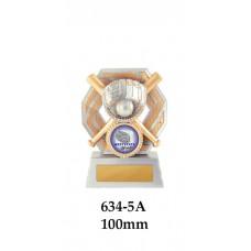 Baseball Softball Trophies 634-5A - 100mmmm