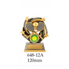 Tennis Trophies 648-12A - 120mm Also 140mm & 155mm