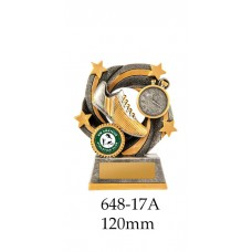 Athletics Trophies 648-17A - 120mm Also 140mm & 155mm