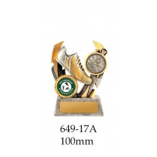 Athletics Trophies 649-17A - 100mm Also 120mm & 140mm