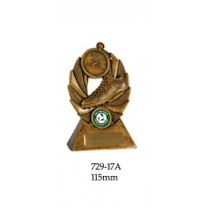 Athletics Trophies 729 -17A  - 115mm Also 155mm