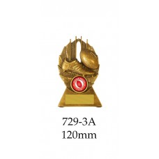 AFL Aussie Rules 729-3A - 120mm Also 140mm & 155mm