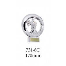 Netball Trophies 731-8C - 170mm