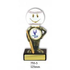 Baseball Softball Trophies 755-5 - 125mm