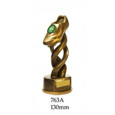 Rugby Trophies 763A - 130mm Also 150mm & 175mm