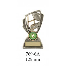 Rugby Trophies  769-6A - 25mm Also 135mm & 150mm