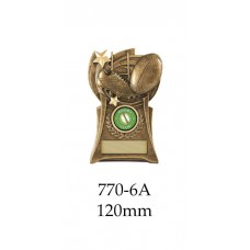 Rugby Trophies 770-6A - 120mm Also 135mm & 150mm
