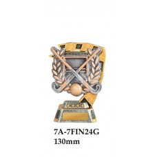 Hockey Trophies 7A-7FIN24G - 130mm Also 150mm 180mm & 210mm