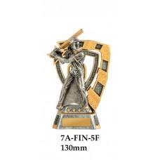Baseball Softball Trophies 7A-FIN-5F - 130mm Also 150mm 180mm & 210mm