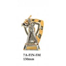 Baseball Softball Trophies 7A-FIN-5M - 130mm Also 150mm 180mm & 210mm