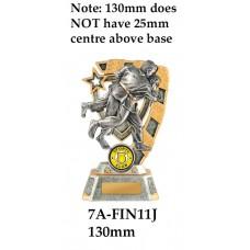 Martial Arts Trophies Judo 7A-FIN11J - 130mm Also 150mm 180mm & 210mm