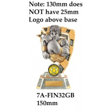 Boxing Trophies 7A-FIN32GB - 130mm Also 150mm 180mm 210mm