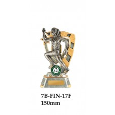 Athletics Trophies 7B-FIN-17F - 150mm Also 180mm & 210mm