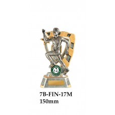 Athletics Trophies 7A-7FIN-17M - 130mm Also 150mm 180mm & 210mm