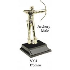 Archery Trophies Male 8004 - 220mm