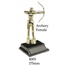 Archery Trophies Female 8005 - 175mm