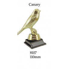 Novelty Trophies Canary 8107 - 110mm