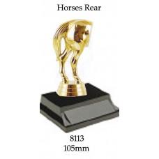 Novelty Trophies Horses Ass 8113 - 105mm
