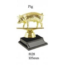 Novelty Trophies Pig 8128 - 105mm