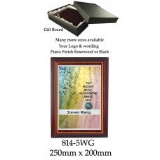Music Trophies 814-5WG - 250mm x 200mm