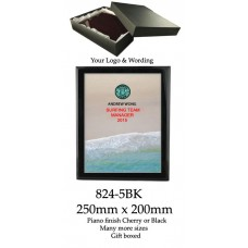 Surfing Plaques 824-5BK - 250mm x 200mm