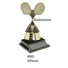 Badminton Trophies 8910 - 105mm