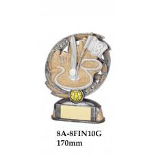 Golf Trophies 8A-8FIN10G - 170mm