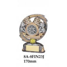 Motorsport Trophies 8A-8FIN23J - 170mmmm Also 179mm