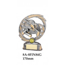 Shooting Trophies 8A-8FIN84G - 170mm Also 190mm