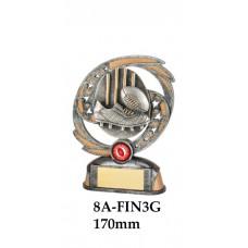 AFL Aussie Rules 8A-FIN3G - 170mm Also 190mm