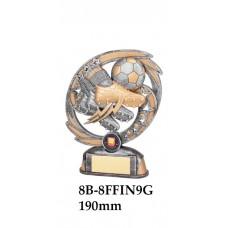 Soccer Trophies 8B-8FIN9G - 190mm