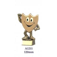 Athletics Trophies A1211 - 120mm