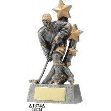 Ice Hockey Trophies A1374A - 160mm Also 190mm & 230mm