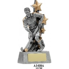 Hockey Trophies Male A1410A - 160mm