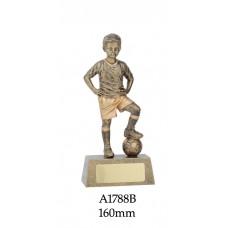 Soccer Trophies A1788B - 160mm