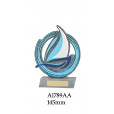 Sailing Trophies A1789AA - 145mm Also 170mm & 210mm