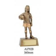 Soccer Trophies A1792B - 180mm