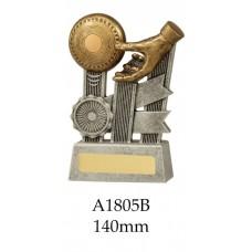 Lawn Bowls Trophy A1805B - 140mm Also 170mm