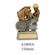 Equestrian Trophies A1809A - 110mm Also 140mm & 170mm