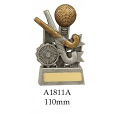 Hockey Trophies A1811A - 110mm Also 140mm & 170mm
