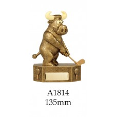 Golf Trophies A1814 - 135mm