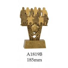 Soccer Trophies A1819B - 185mm