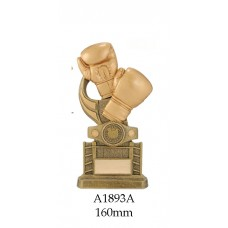 Boxing Trophies A1893A - 160mm Also 190mm & 235mm