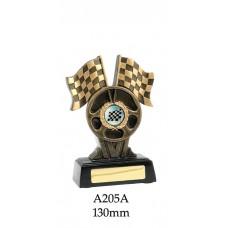 Motorsport Trophies A205A - 130mm